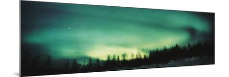 Aurora, Alaska, USA--Mounted Photographic Print