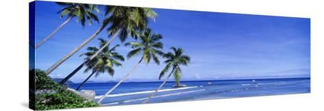 La Digue Island, Seychelles--Stretched Canvas Print