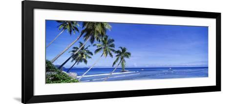 La Digue Island, Seychelles--Framed Art Print