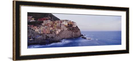 Manarola, Cinque Terre, Italy--Framed Art Print