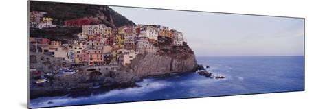 Manarola, Cinque Terre, Italy--Mounted Photographic Print