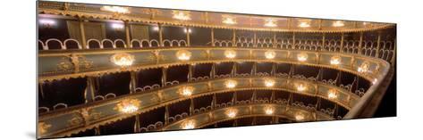 Interior, Stavovske Theater, Prague, Czech Republic--Mounted Photographic Print