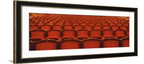 The National Theater, Prague, Czech Republic--Framed Art Print