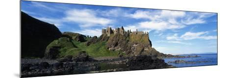 Dunluce Castle, Antrim, Ireland--Mounted Photographic Print