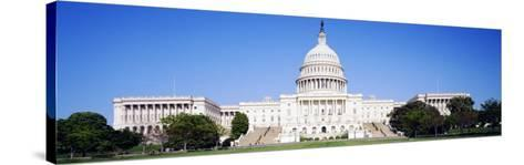 US Capitol, Washington DC, District of Columbia, USA--Stretched Canvas Print