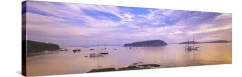 Frenchman Bay, Bar Harbor, Maine, USA--Stretched Canvas Print