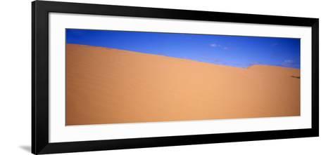 Sand Dunes, New South Wales, United Kingdom, Australia--Framed Art Print