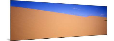 Sand Dunes, New South Wales, United Kingdom, Australia--Mounted Photographic Print