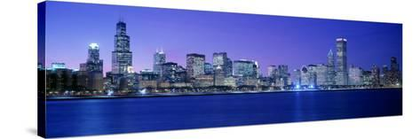 Chicago, Illinois, USA--Stretched Canvas Print