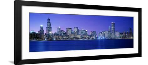 Chicago, Illinois, USA--Framed Art Print