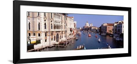 Grand Canal, Venice, Italy--Framed Art Print