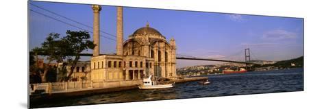 Mosque, Ortakoy, Istanbul, Turkey--Mounted Photographic Print
