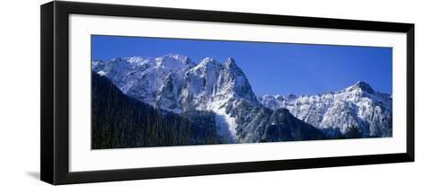 Cascade Mountains, Washington State, USA--Framed Art Print