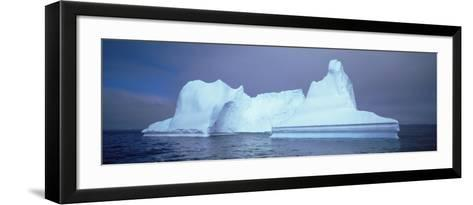 Weddell Sea, Antarctica--Framed Art Print
