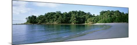 Beach, Manuel Antonio National Park, Costa Rica--Mounted Photographic Print