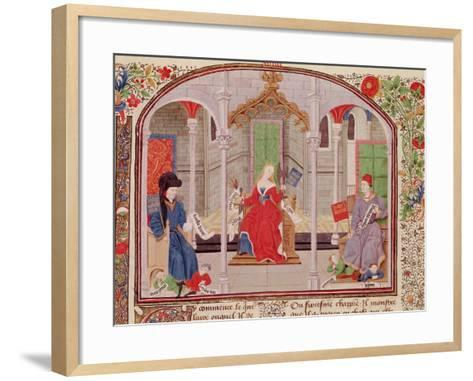 """The Theory of Justice, from """"Ethics, Politics and Economics"""" by Aristotle--Framed Art Print"""