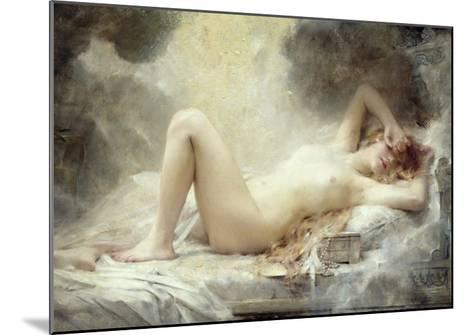 Golden Rain-Leon Francois Comerre-Mounted Giclee Print