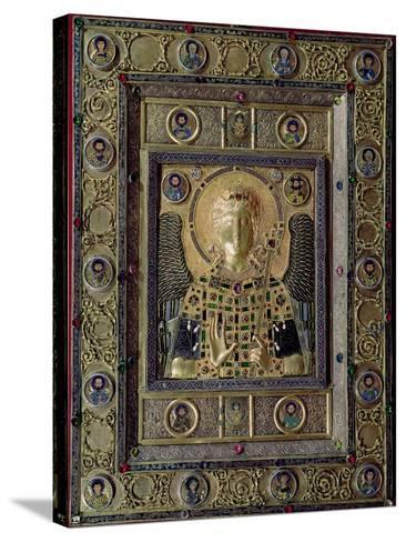 Icon Depicting the Archangel Michael, 11th to 12th Centuries--Stretched Canvas Print