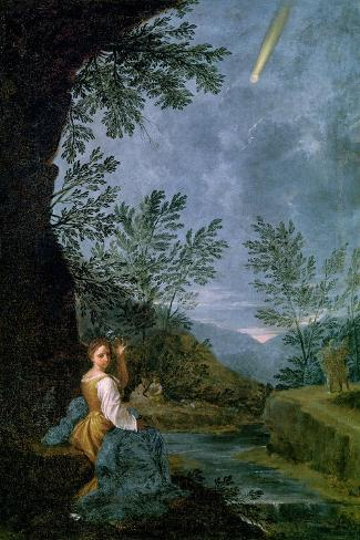 Astronomical Observations-Donato Creti-Stretched Canvas Print
