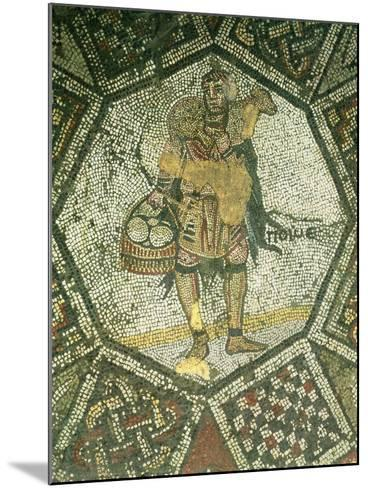 Peasant Carrying a Ewe and a Basket of Cheese, from the Imperial Palace in Constantinople--Mounted Giclee Print