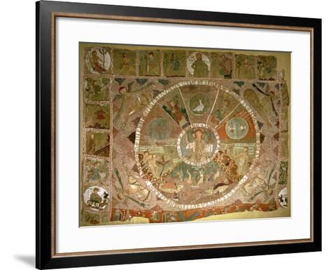 The Creation--Framed Art Print