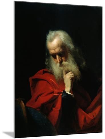 Galileo Galilei, 1858-Ivan Petrovich Keler-viliandi-Mounted Giclee Print