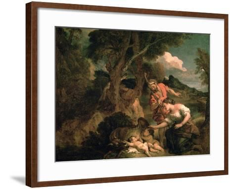 Romulus and Remus Giclee Print by Charles de Lafosse | Art.com