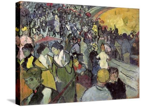 The Arena at Arles, c.1888-Vincent van Gogh-Stretched Canvas Print