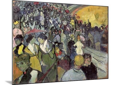 The Arena at Arles, c.1888-Vincent van Gogh-Mounted Giclee Print