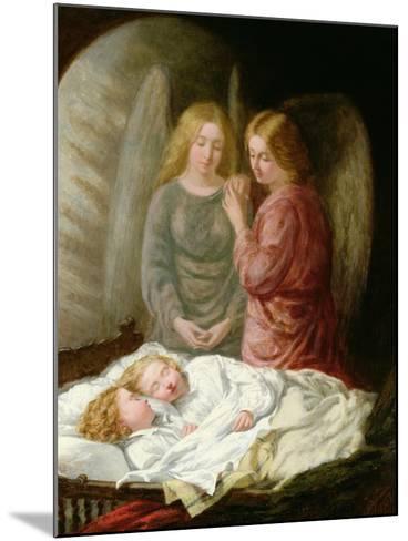 The Guardian Angels-Joshua Hargrave Sams Mann-Mounted Giclee Print