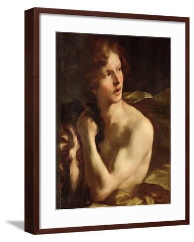 David-Giovanni Lorenzo Bernini-Framed Art Print