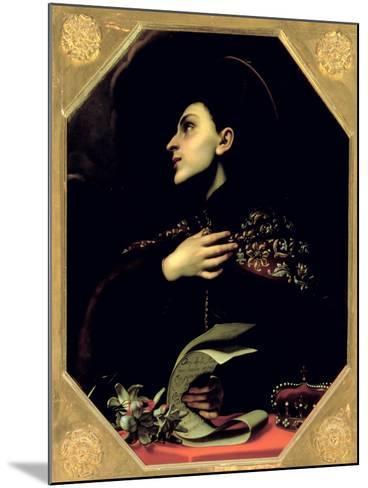 St. Casimir-Carlo Dolci-Mounted Giclee Print