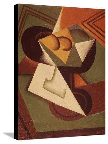The Fruitbowl-Juan Gris-Stretched Canvas Print