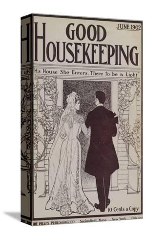 Good Housekeeping, June 1902--Stretched Canvas Print
