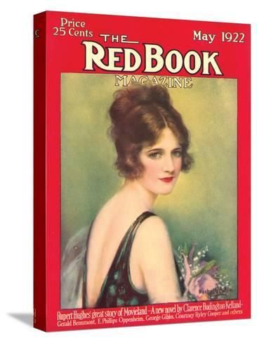 Redbook, May 1922--Stretched Canvas Print