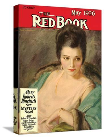 Redbook, May 1926--Stretched Canvas Print