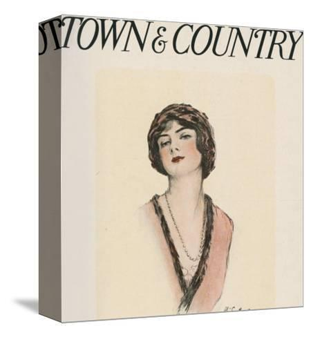 Town & Country, February 28th, 1914--Stretched Canvas Print