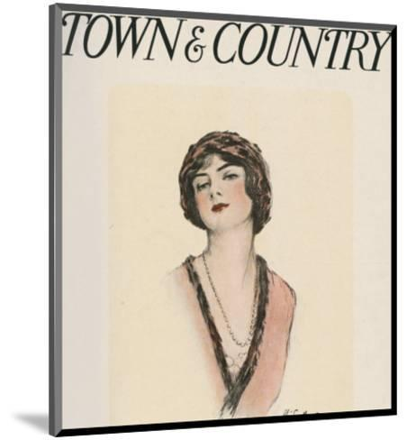 Town & Country, February 28th, 1914--Mounted Art Print