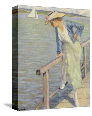 Town & Country, July 1st, 1920--Stretched Canvas Print
