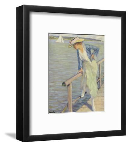 Town & Country, July 1st, 1920--Framed Art Print