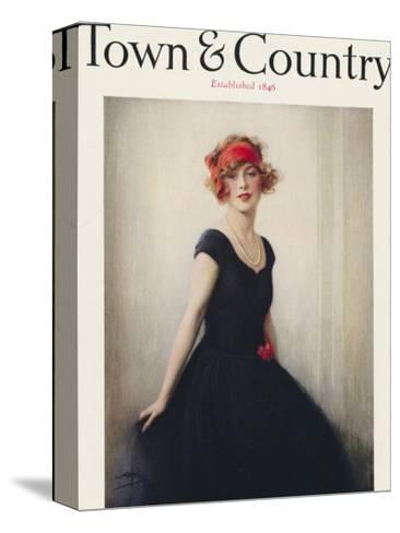 Town & Country, September 1st, 1923--Stretched Canvas Print