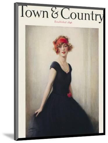 Town & Country, September 1st, 1923--Mounted Art Print