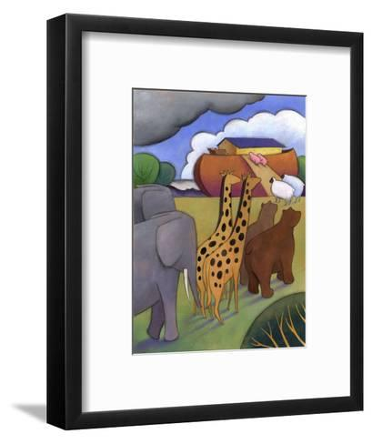 Noah's Ark--Framed Art Print