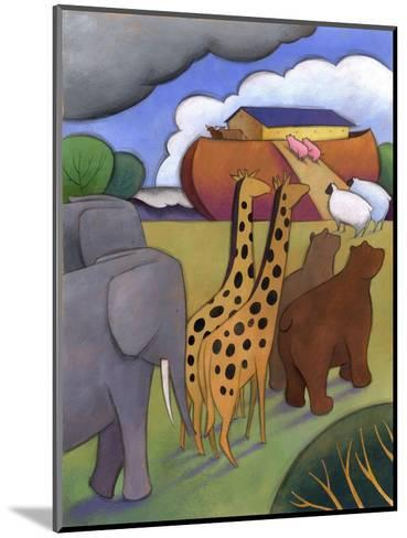 Noah's Ark--Mounted Art Print