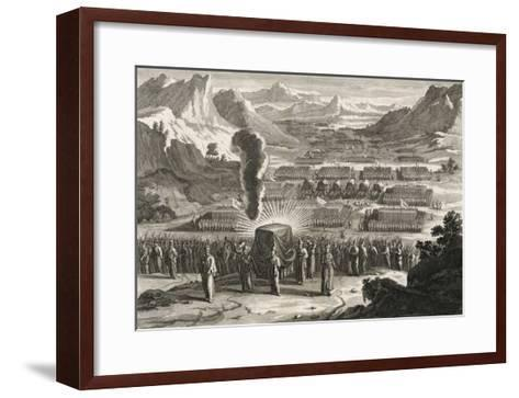 Ark of the Covenant-Augustin Calmet-Framed Art Print
