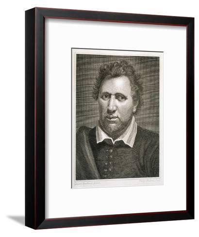 Ben Jonson Writer-Philip Audinet-Framed Art Print