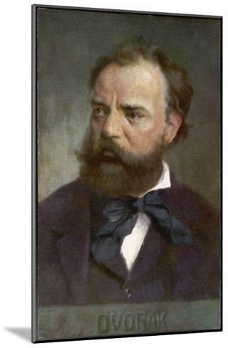 Antonin Leopold Dvorak Czech Musician- Eichhorn-Mounted Giclee Print