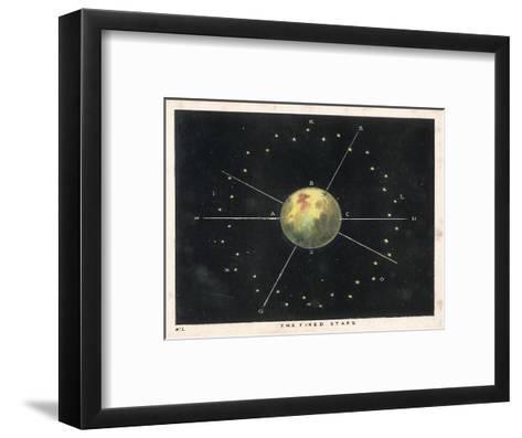 The Fixed Stars-Charles F^ Bunt-Framed Art Print