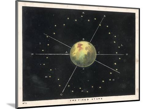 The Fixed Stars-Charles F^ Bunt-Mounted Giclee Print