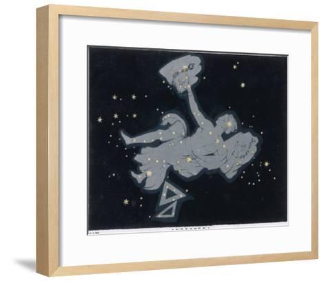 The Constellation of Andromeda-Charles F^ Bunt-Framed Art Print
